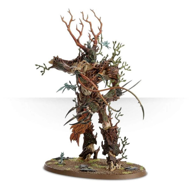 Sylvaneth: Treelord, Warhammer Age of Sigmar