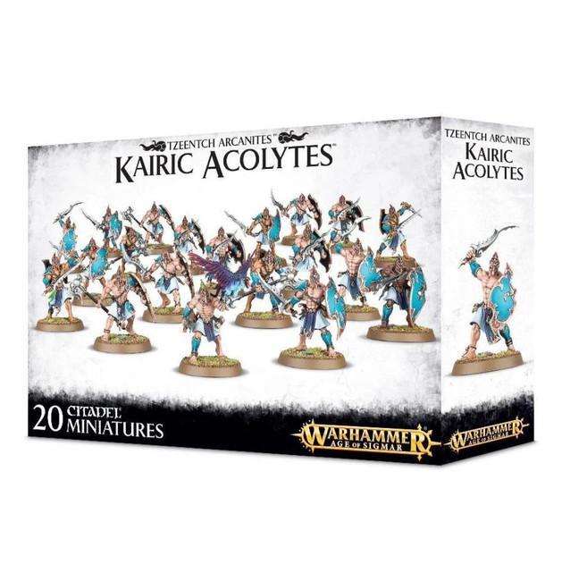 Tzeentch Arcanites: Kairic Acolytes, Warhammer Age of Sigmar