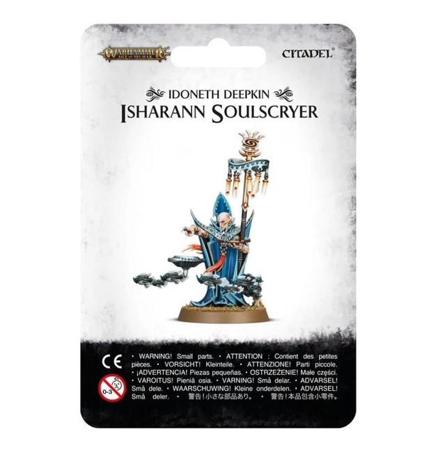 Idoneth Deepkin: Isharann Soulscryer, Warhammer Age of Sigmar