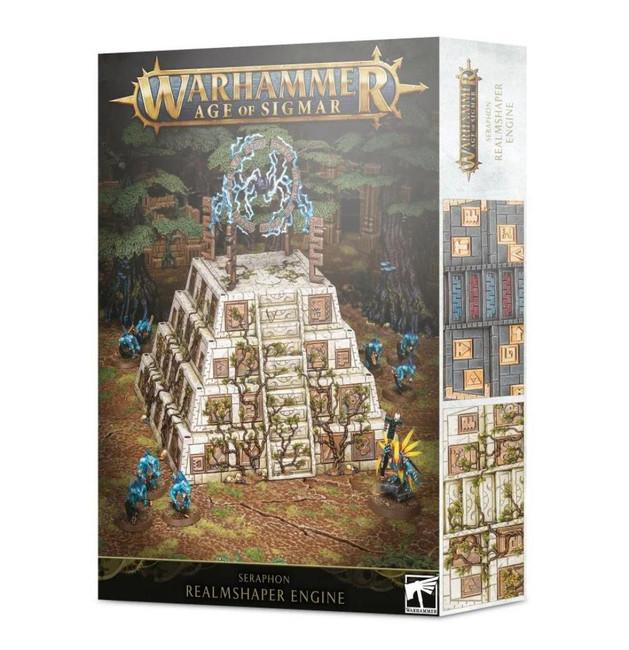 Seraphon: Realmshaper Engine, Warhammer Age of Sigmar
