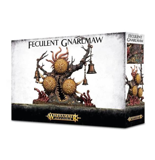 Nurgle: (Scenery) Feculent Gnarlmaw, Warhammer Age of Sigmar