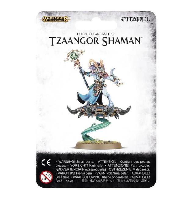Tzeentch Arcanites: Tzaangor Shaman, Warhammer Age of Sigmar