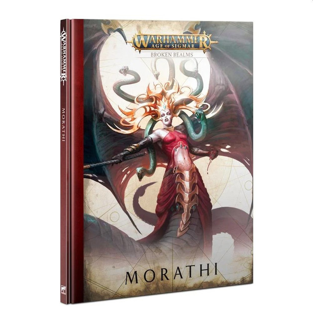 Broken Realms: Morathi (Hardback) (English)