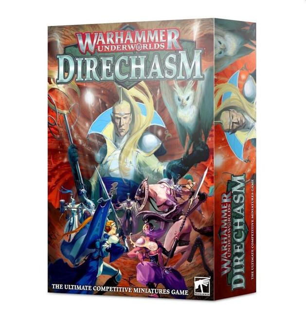 Warhammer Underworlds - Direchasm, Warhammer 40,000 40k