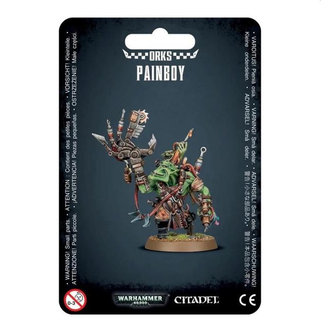 Orks: Painboy, Warhammer 40,000