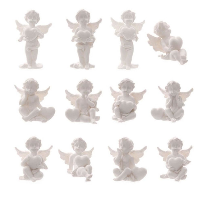 Cherub Heart World Figures