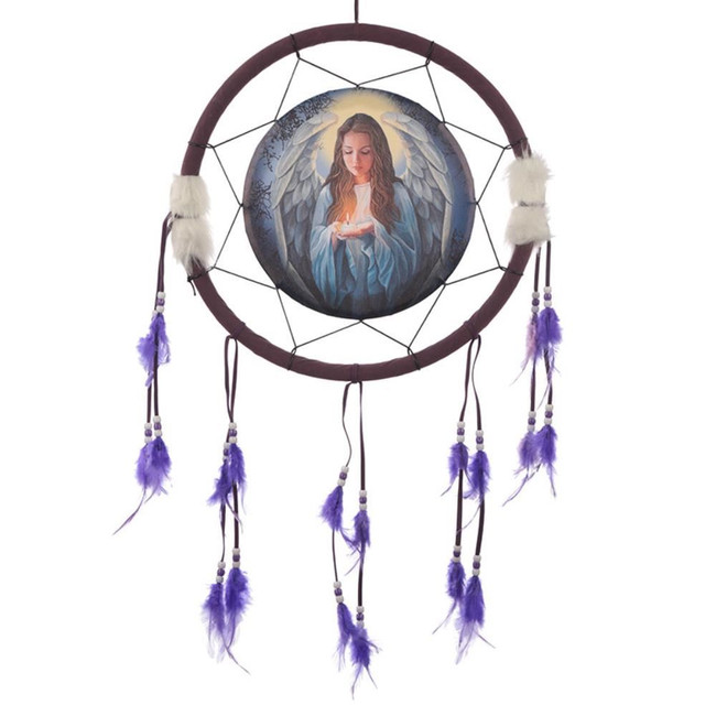 Dreamcatcher Print Lisa Parker Angel 33cm