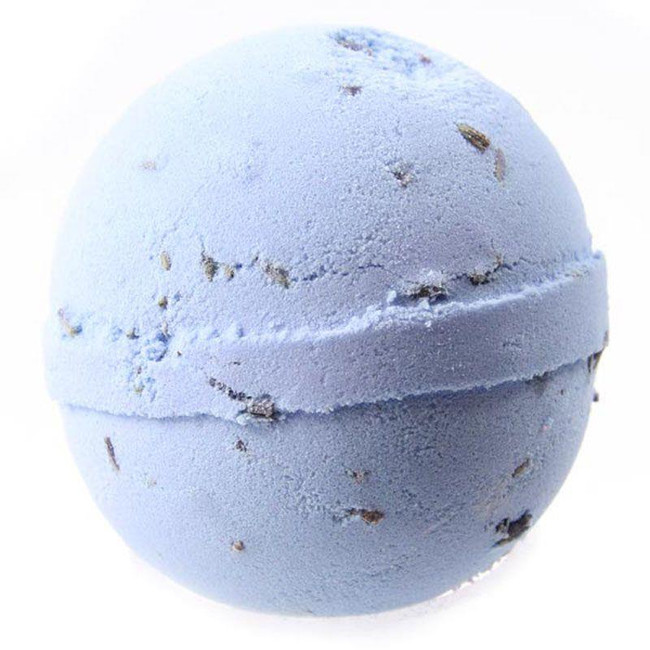 Lavender and Seeds Bath Bombs