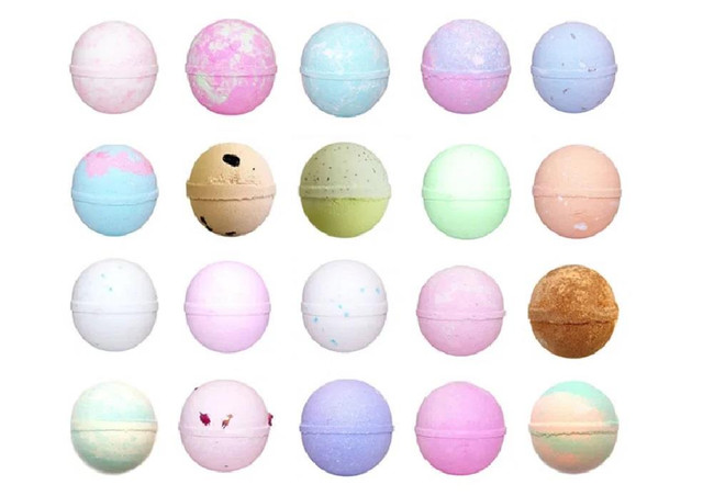 Set of 3 Large Bath Bombs, Christmas Gift/Present/Stocking Filler