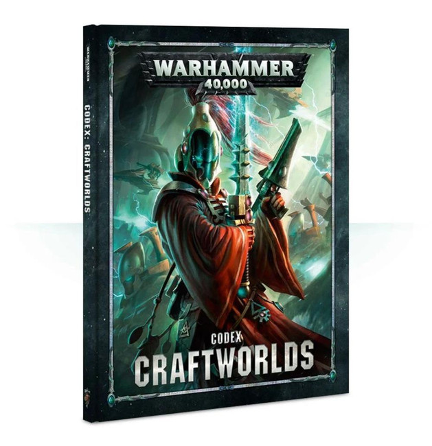 Codex: Craftworlds (Hardback) (English), Warhammer 40,000, 40k