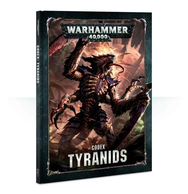 Codex: Tyranids (Hardback) (English), Warhammer 40,000, 40k, Games Workshop