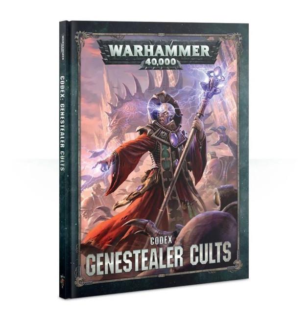Codex: Genestealer Cults (Hardback) (English), Warhammer 40,000, 40k