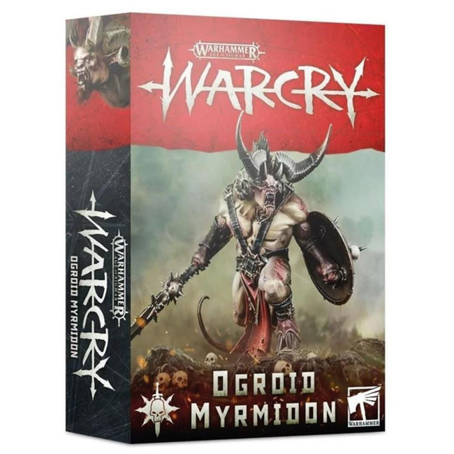Warcry: Ogroid Myrmidon, Warcry