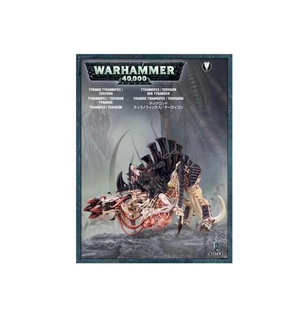 Tyranid Tyrannofex / Tervigon, Warhammer 40,000, 40k, Games Workshop