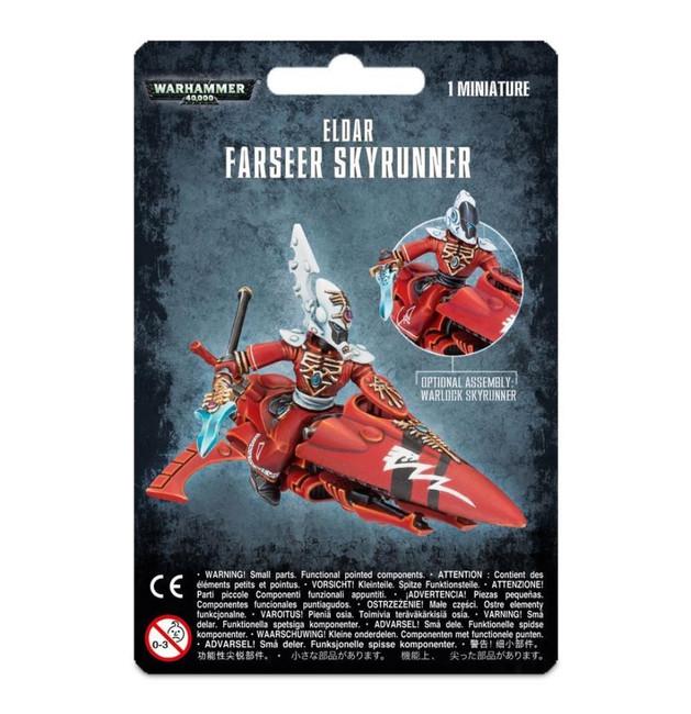 Craftworlds Skyrunner, Warhammer 40,000, 40k, Games Workshop