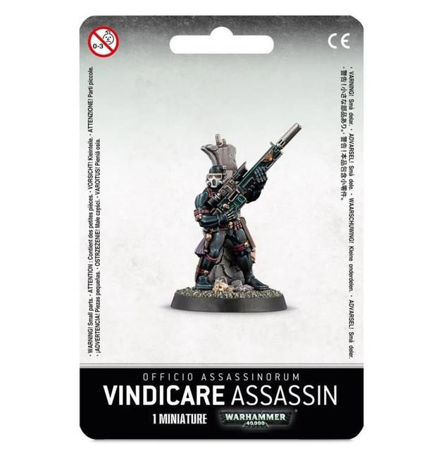 Officio Assassinorum Vindicare Assassin, Warhammer 40,000, 40k