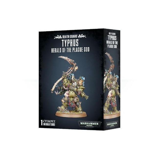 Typhus: Herald Of The Plague God, Warhammer 40,000, 40k, Games Workshop