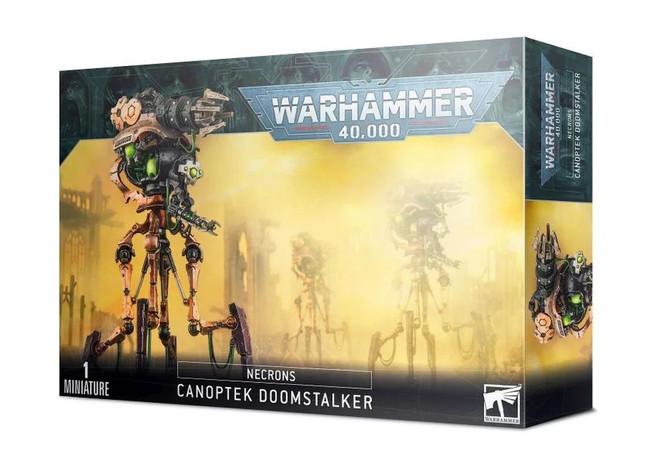 Necrons: Canoptek Doomstalker, Warhammer 40,000