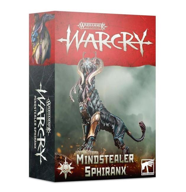 Warcry: Mindstealer Sphiranx, Warcry