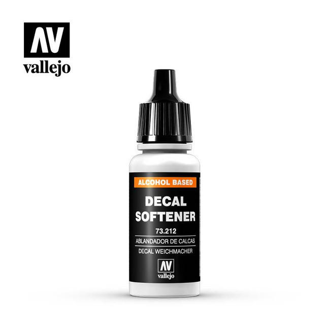 AV Vallejo Decal Medium 17ml