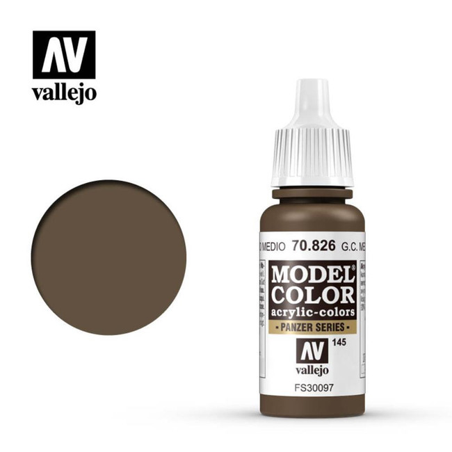 AV Vallejo Model Color 17ml - Red