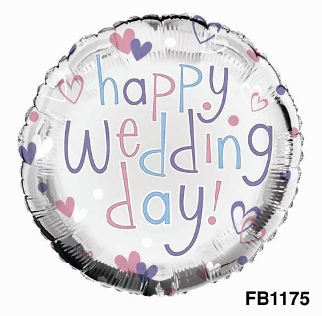 Balloon Foil Wedding,