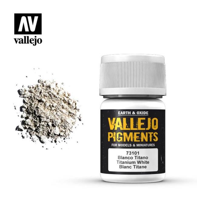 AV Vallejo Pigments - Titanium White