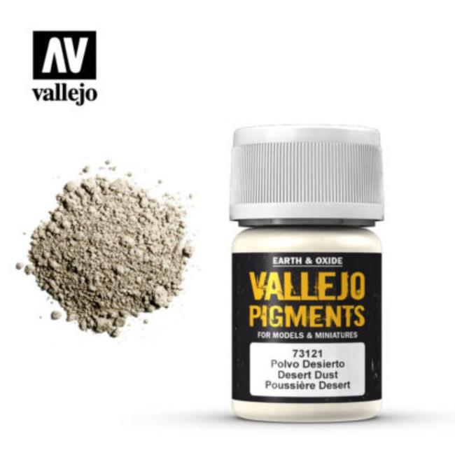 AV Vallejo Pigments - Desert Dust