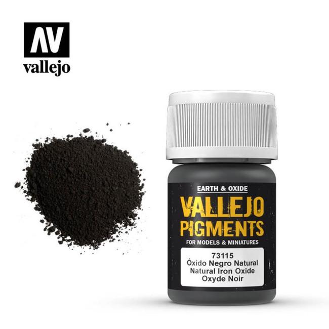 AV Vallejo Pigments - Natural Iron Oxide