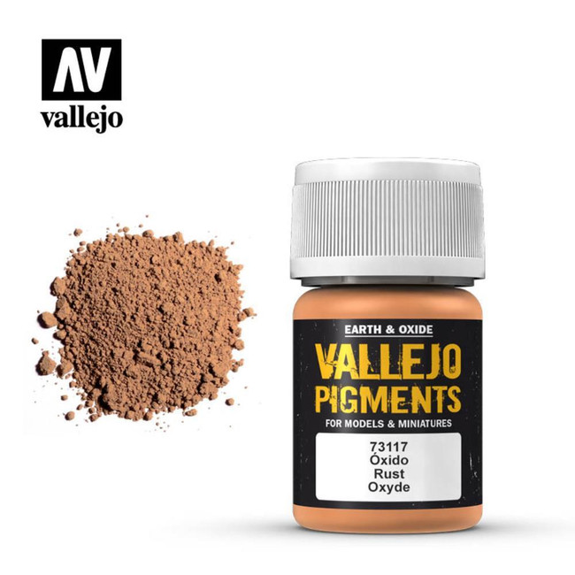 AV Vallejo Pigments - Rust