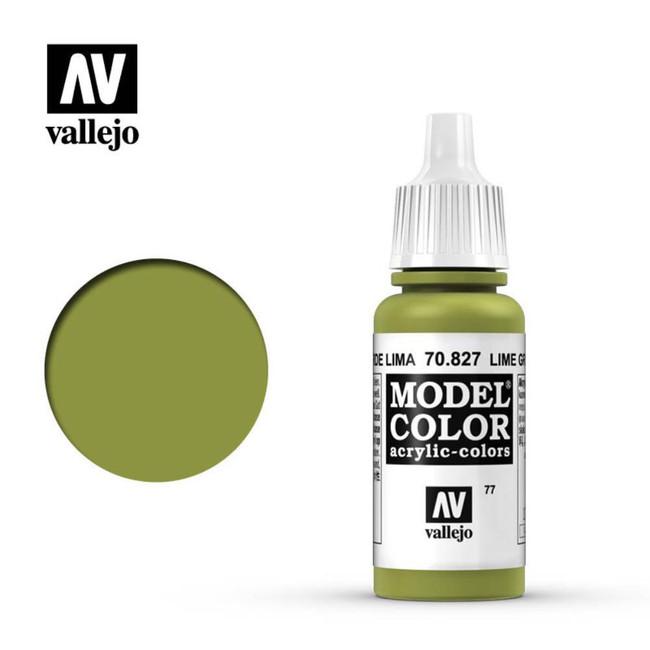 AV Vallejo Model Color 17ml - Lime Green