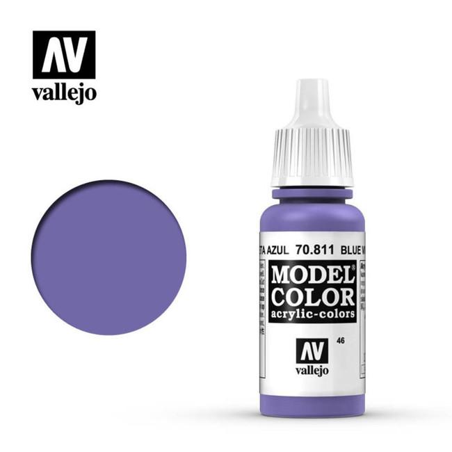 AV Vallejo Model Color 17ml - Blue Violet