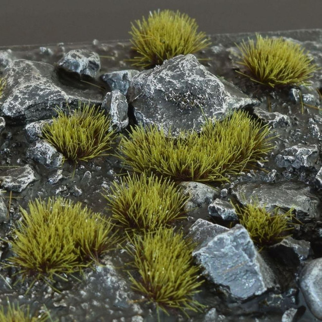 Swamp 4mm Tufts, Small