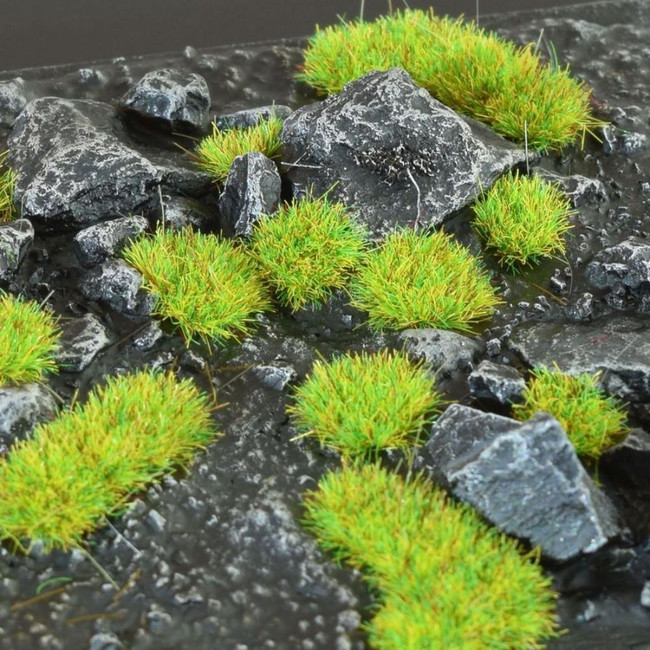 Bright Green 2mm Tufts, Small