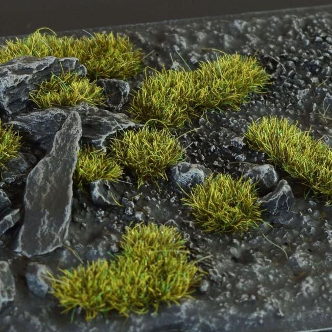 Dark Moss 2mm Tufts, Small