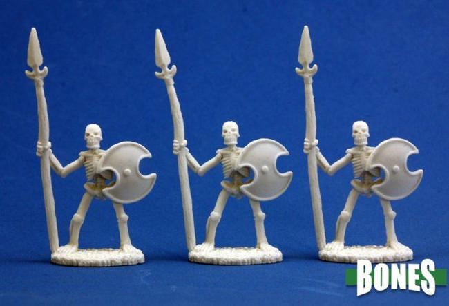 Skeletal Spearmen (3)