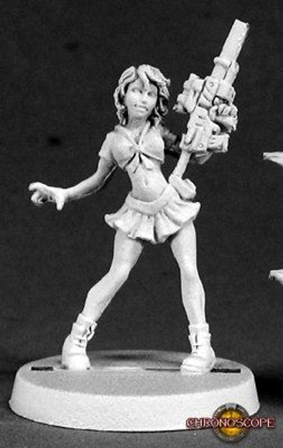 Candy, Anime Heroine