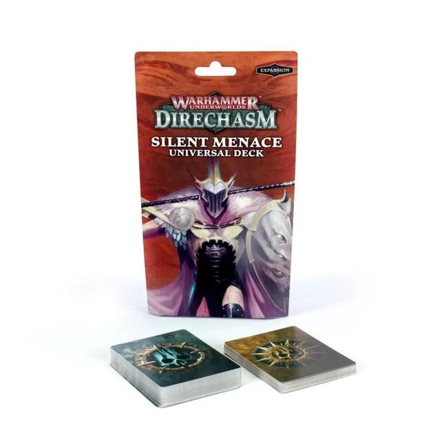 Warhammer Underworlds: Silent Menace Deck (Eng)