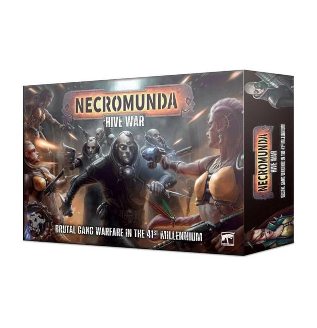Necromunda: Hive War (English)