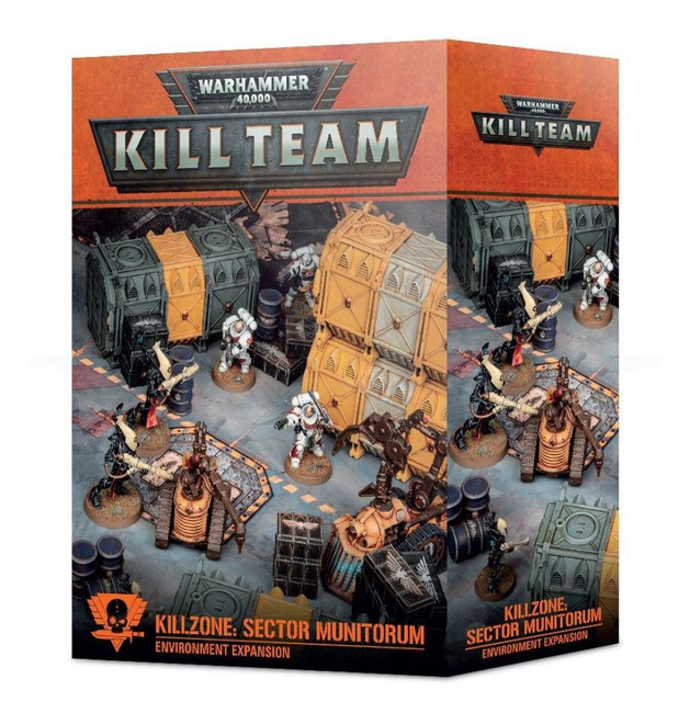 Kill Team: Killzone: Munitorum Hub