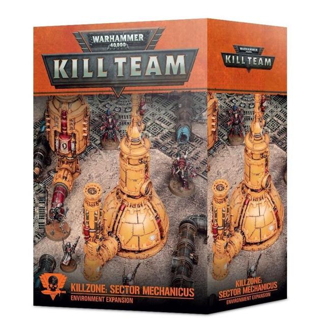 Kill Team: Killzone: Sector Mechanicus