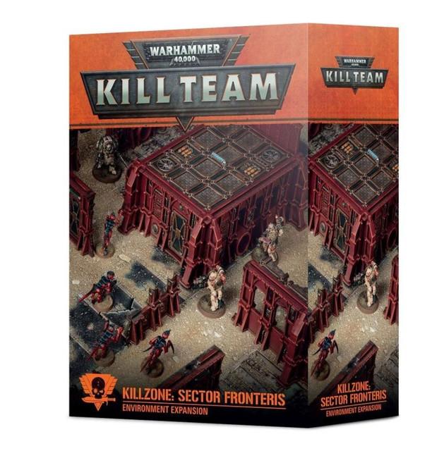 Kill Team: Killzone: Sector Fronteris