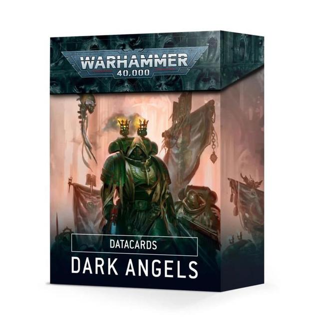Datacards: Dark Angels (English)