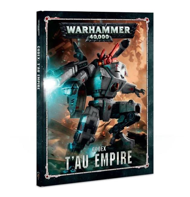 Codex: T'au Empire (Hardback) (English), Warhammer 40,000, 40k