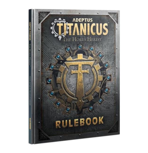 Adeptus Titanicus: Rulebook (Eng)