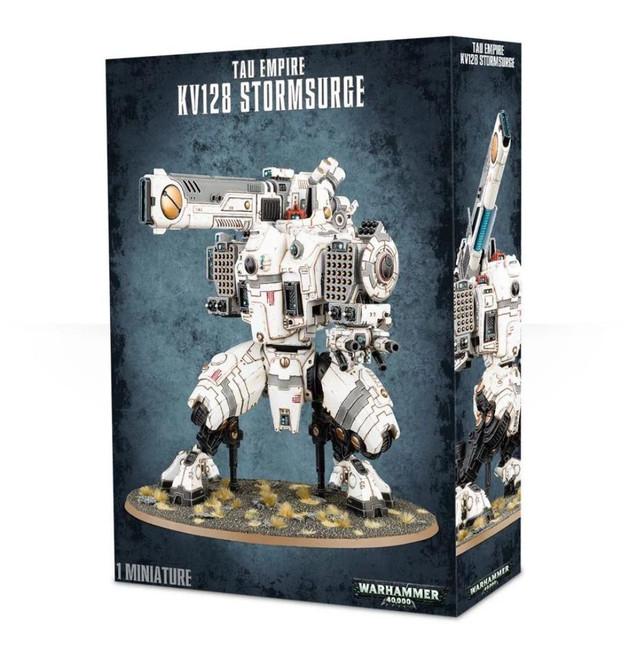 T'au Empire KV128 Stormsurge, Warhammer 40,000, 40k, Games Workshop