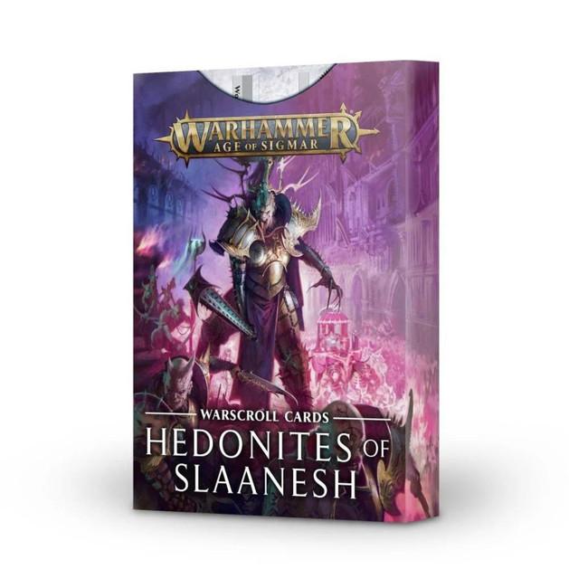 Warscrolls: Hedonites Of Slaanesh (English)