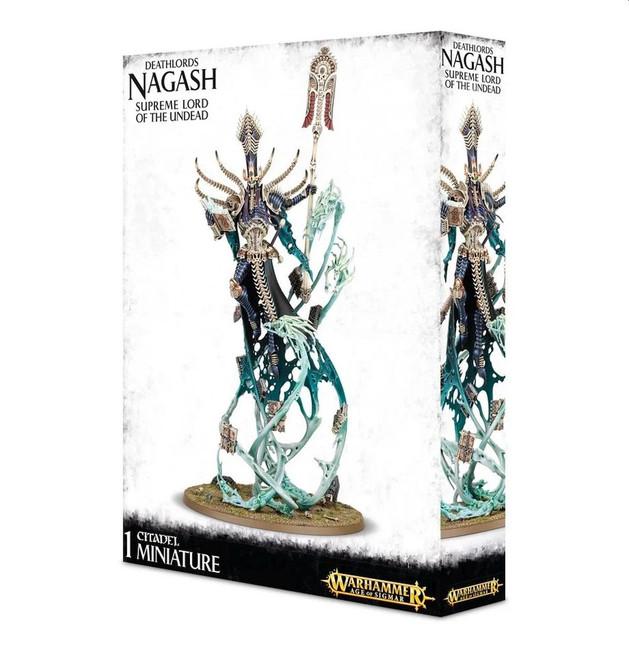 Deathlords: Nagash Supreme Lord Of Undead, Warhammer 40,000