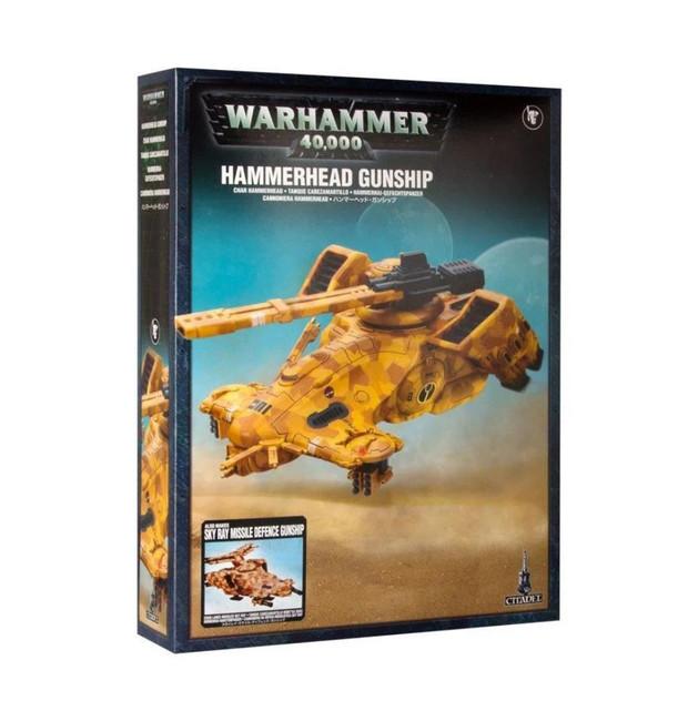 Hammerhead Gunship, Warhammer 40,000, 40k, Games Workshop