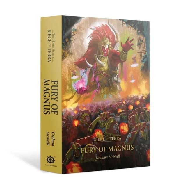 Black Library: Siege Of Terra: Fury Of Magnus (Hardback)